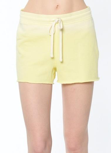 Gap Şort Sarı